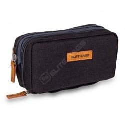 ELITE BAGS Diabetic's Isothermal bag for diabetic's kit – Black