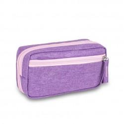ELITE BAGS Diabetic's Isothermal bag for diabetic's kit – Violet