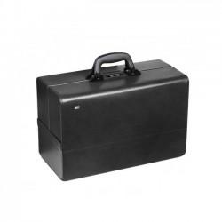 BOLLMANN Concertina Doctors Bag - Black