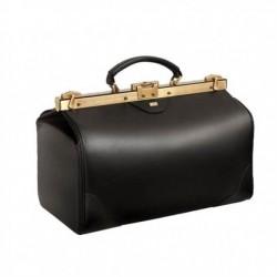 BOLLMANN Assista  Doctors Bag - Black