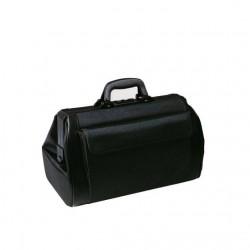 BOLLMANN Medi-Light Doctor's Bag - Black