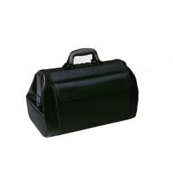 BOLLMANN Medi-Light Polymousse Leatherette Doctors Bag