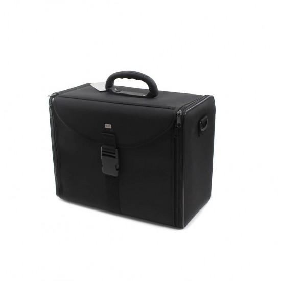BOLLMANN Medicus Case Медицинска Чанта - Черен