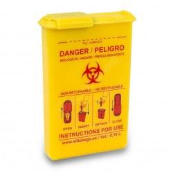 ELITE BAGS Conbio's Pocket-sized bio-contaminated material container