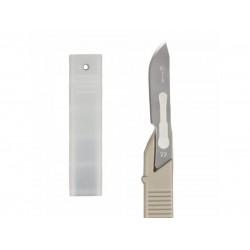 OEM Скалпел за еднократна употреба с пластмасова дръжка Νο 22