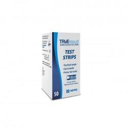 NIPRO TRUEresult Тест ленти за кръвен глюкоза 50 бр