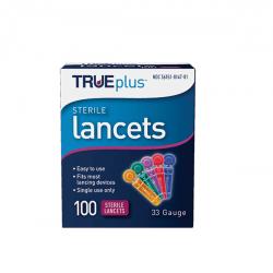 NIPRO TRUEplus стерилни ланцети 33G 100бр