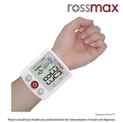 Automatic Wrist Blood Pressure Monitor Rossmax BQ705