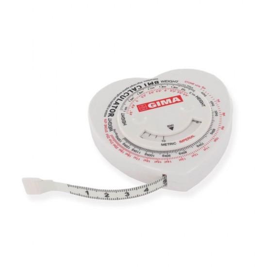 GIMA Медицинска Ролетка С Имерване На BMI