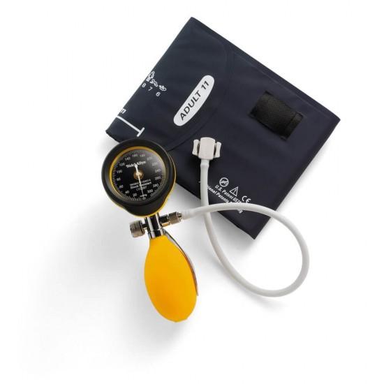 WELCH ALLYN Удароустойчив Апарат За Кръвно Silver Series DS55 - Жълто
