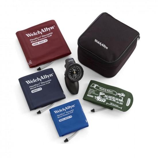 WELCH ALLYN Удароустойчив Апарат За Кръвно Platinium  Series DS58 - Комплект за възрастни