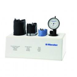 RIESTER Sphygmomanometer R1 Shock-Proof®, 3 Маншета Включени + Кутия За Съхранение