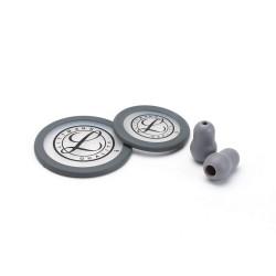 3M LITTMANN Classic III & Cardiology IV Stethoscope Spare Parts Kit - Gray REF 40017