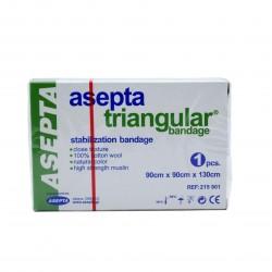 ASEPTA Triangular Bandage 90cm x 90cm x 130cm