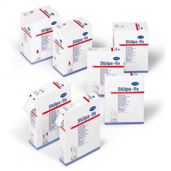 HARTMANN Stülpa®-fix, Безшевен тубуларен бинт с висока еластичност със съдържание на памук размер Gr.3/25m