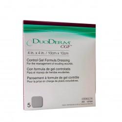 CONVATEC Duoderm CGF Adhesive Hydrocolloid Wound Dressing 10cm x 10cm 5pcs / box