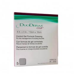 CONVATEC Duoderm CGF хидроколоидна превръзка 10cm x 10cm 5бр / кутия