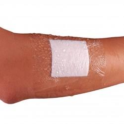 3M Tegaderm + Pad, pad стерилна превръзка за рани 5cm x 7cm 3582 (Опаковка: 5 броя)
