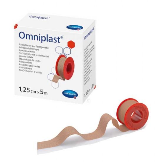 HARTMANN   Omniplast Хипоалергична адхезивна лента с телесен цвят 1.25cm x 5m