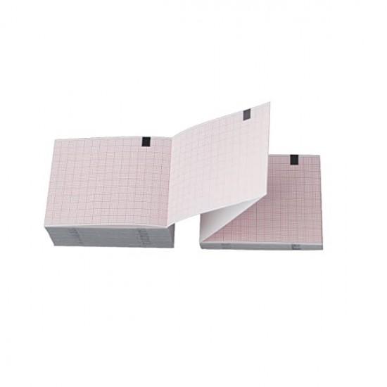 FUKUDA FX101/FX102 ECG хартия за ЕКГ 50mm x 75mm 400 листа