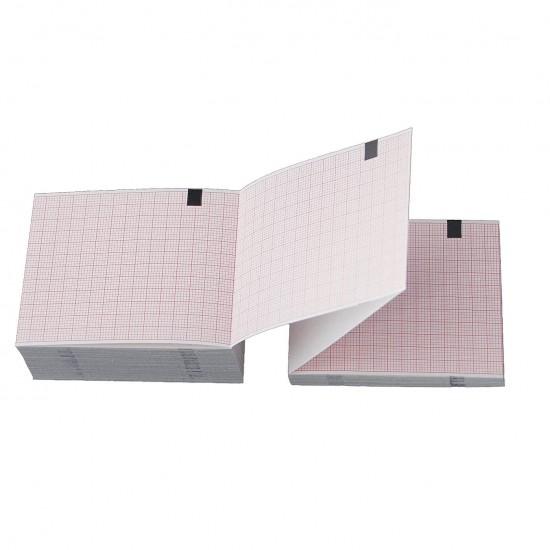 ESAOTE ECG P 8000 Base ЕКГ хартия 80mm x 70mm x 315 листа