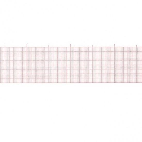 FUKUDA FX2201X ECG ЕКГ хартия 63mm x 75mm 400 листа