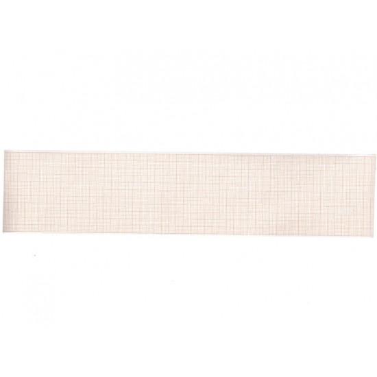 ASPEL хартия за екг Ascard B5 Eco ECG 58mm x 25m – red grid
