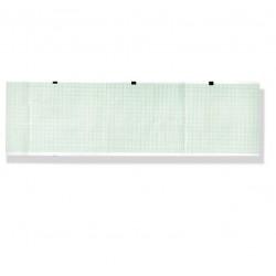 ASPEL хартия за екг for ECG  58mm x 25m – green grid