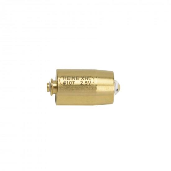 HEINE XHL® Xenon Halogen Резервна Крушка 107 2.5V