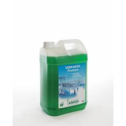 ANIOS SURFANIOS PREMIUM Препарат за дезинфекция и почистване на повърхности и оборудване 5l
