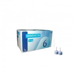 NOVO NORDISK NovoFine Стерилни игли за инсулинова писалка 31G  x 6mm 100бр