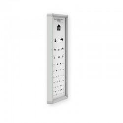 GIMA Табло За Изследване На Зрението - 3 m - не свети