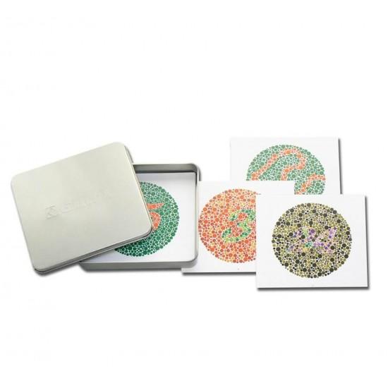 GIMA Тестове За Цветно Зрение 10 чинии