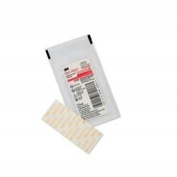 3M  Steri-Strip , Лепенки за безшевно затваряне на рани , 6mm x 75mm , 1 бр от 3 ленти