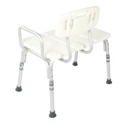 Alfa Care  За вана и баня стабилен стол, вакуум и дръжка