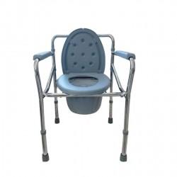 MOBIAKCARE Сгъваем тоалетен стол