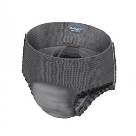 HARTMANN MoliCare Premium MEN  Абсорбиращи гащи  за мъже 7 капки размер M 8 броя