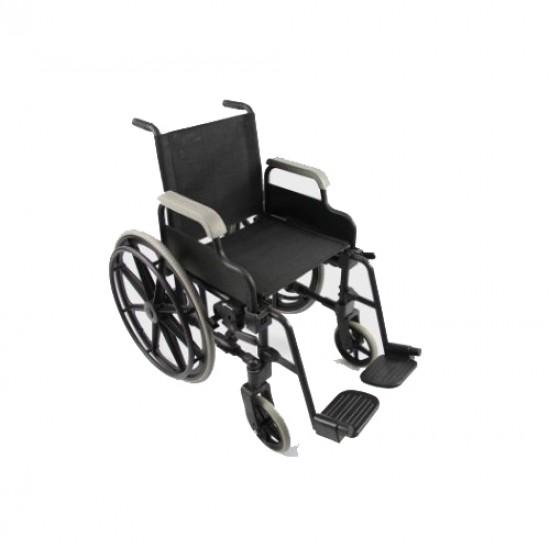 MOBIAKCARE Рингова Сгъваема , Водоустойчива Инвалидна Количка