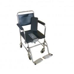 MOBIAKCARE Комбинирана Инвалидна Количка С Контейнер,Освободен Отпред