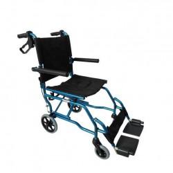 MOBIAKCARE Сгъваема Инвалидна Количка С Чанта