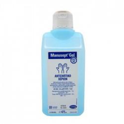 Antiseptic hand gel with ethanol  Hartmann Manusept  475ml