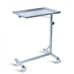OEM INOX Mayo instrument table