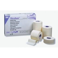 3M™ Microfoam™ , Хипоалергенна прикрепваша  лента  5cm x 5 m