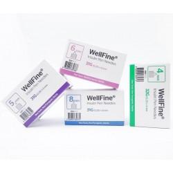 MedExel  Well-Fine инсулинови игли   31G (0.25)x6mm 100 бр.