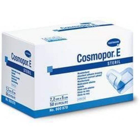 HARTMANN Cosmopor E Стерилни самофиксиращи се превръзки 7.2cm  x 5 cm 50 бр